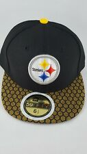 Pittsburgh Steelers New Era NFL Sideline On Field 59Fifty Fitted Cap Hat 6 1/2