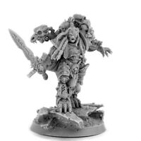 Space Warriors Imperial Wolfen Lord WE-SW-004 Wargame Exclusive