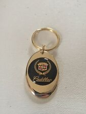 Cadillac Keychain Solid Brass key chain Personalized Free Your Message