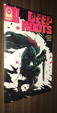 DEEP ROOTS #1 (Vault Comics) -- Retailer Micro Print VARIANT -- NM- Or Better