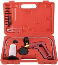 Universal Hand Held Brake Bleeder Vacuum Pump Gauge Tester Detector Tool kit