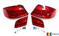 NEW GENUINE BMW 3 E92 FACELIFT LCI LED REAR LIGHTS TAIL LIGHTS FULL RETROFIT SET