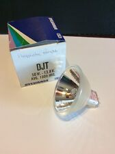 Sylvania GTE DJT 50w 13.8v Projection Lamp/Bulb 1000 Hours Average Life - New