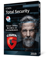 G DATA Total Security 2019 1PC - 12 Monate - Deutsch - Vollversion