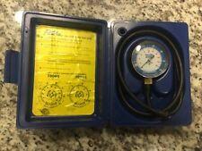 Yellow Jacket 78060 Gas Pressure Test Kit Good Shape