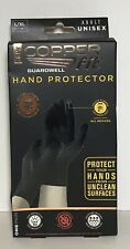 Copper Fit Guardwell Hand Protector Gloves Touch Screen Technology Unisex L / XL