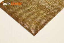 More details for bulkscene - rusty 1.2mm corrugated metal sheeting for oo/ho gauge modelling