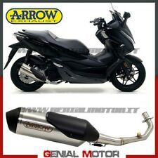 Exhaust Arrow Approved Urban Steel Honda Forza 125 2019 19