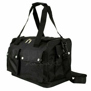 Large Mobile Hairdressing Kit Bag Kassaki Barber Equipment Tool Carry Bag Case