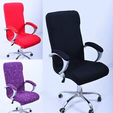 Elastic Home Office Chair Seat Cover Computer Stool Slipcover Antimacassar