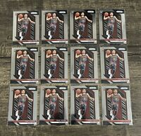 Investor Lot of (12) 2018-19 Panini Prizm #78 Trae Young RC Rookie Atlanta Hawks