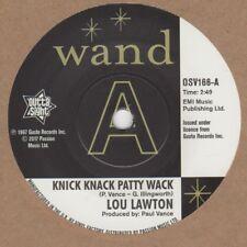 Lou Lawton / Stemmons Express Knick Knack Patty Wack Wand 2nd . DEMO Soul Northe