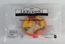 POLLY POCKET Tiny Collection Disney LION KING COMPACT Playset Figures ~ NEW RARE
