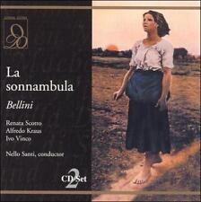 Bellini - La Sonnambula / Scotto - Kraus - Vinco - Santi by V. Bellini