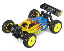 LOS01004T1 Losi Mini 8IGHT 1/14 Scale 4WD Brushless Electric Buggy RTR