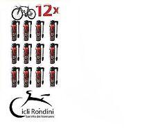 BOMBOLETTA GONFIA e RIPARA spray 12 pz gonfiaripara SCHIUMA bicicletta mtb MVTEK