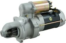 New Starter Perkins Marine Engine 4-108 / 4-154 Bobcat fits Cummins 4BT 3.9L