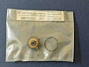 """Febco, Buckner, J-M 902-066 (905-046) Poppet Repair Kit for 715 AVB ½"""" – ¾"""" NOS"""