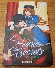 MANGA : l'heure des secrets - saki aikawa - VF