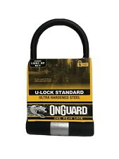 OnGuard U Lock - Security Level 5 - For Bike Or Scooter