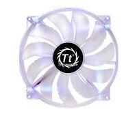 Thermaltake CL-F016-PL20BU-A Pure 20 LED 200mm x 200mm x 30 mm Fan