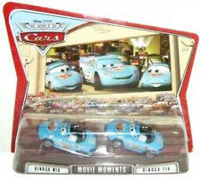 DINOCO MIA & TIA woc MOVIE MOMENTS disney pixar cars nisb 2 pack