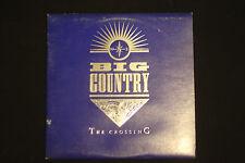 Big Country The Crossing Blue Version PROMO~1983 Mercury Alt Rock Pop~FAST SHIP