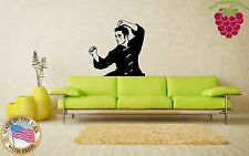 Wall Stickers Vinyl Decal Sport Martial Arts Fighter Karate Aikido ig1652