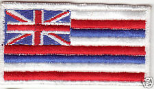 HAWAII Flag Country Patch American State