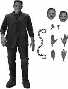 Universal Monsters Frankenstein Action Figure Ultimate Version 18cm - NEW BOXED
