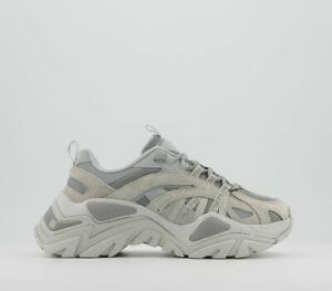 Fila Interation Trainers Grey Trainers Shoes