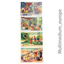 Liebig bilder Sammelbilder 4 Stk der Serie Geschichte der neidischen Schwestern