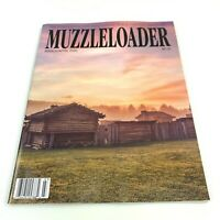 NEW MUZZLELOADER Magazine March April 2020 Traditional Black Powder Shooters