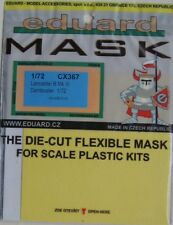 Eduard 1/72 CX367 Canopy Mask for the Airfix Lancaster B.Mk III Dambuster kit