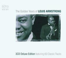 Louis Armstrong - The Golden Years Of Louis Armstrong (NEW 3CD)