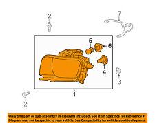 Chevrolet GM OEM 10-13 Camaro-Headlight Head Light Headlamp 22959918