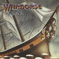 "WARHORSE ""RED SEA"" CD NEU"