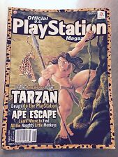 Official U.S. PlayStation Magazine August 1999 S#4343C