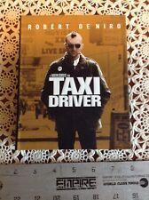 """Taxi Driver Blu-Ray With 12, 5 1/2"""" x 7"""" Lobby Cards Special Collectors Edition"""