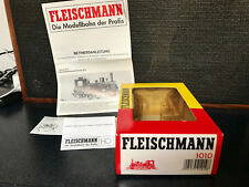 FLEISCHMANN H0 cartone vuoto per locomotiva a vapore 1010