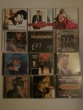 Music CD Lots of 50 .Mixed Genre good condition cds
