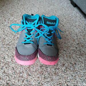 Girls Shaq Shoes Size 4