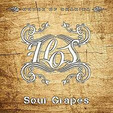 House Of Shakira - Sour Grapes (NEW CD)