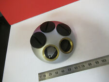 Leitz Wetzlar Germany Laborlux Nosepiece Microscope Part As Pictured Ampb2 A 11