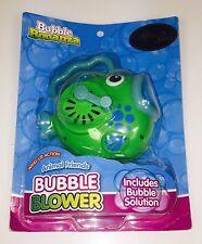 Animal Friends Wind up Bubble Blower Fish