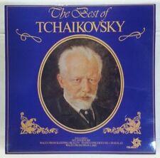 BEST OF TCHAIKOVSKY - vintage vinyl LP - Famous popular pieces