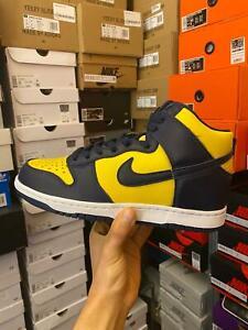 Nike Dunk High Michigan | 7UK (8US)
