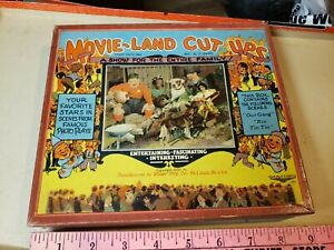 Antique 1930's Movie-Land Cut Ups OUR GANG Jigsaw Puzzle Little Rascals