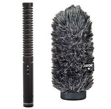 Rode NTG-1 Richtmikrofon + WS6 Fell-Windschutz