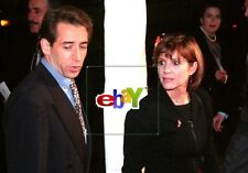 "CARRIE FISHER and boyfriend GAVIN de BECKER - 4 original 4x6"" photos -1993"